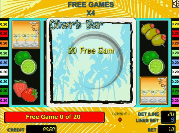 Через интернет игровой автомат olivers bar бар оливера сочи маленькие