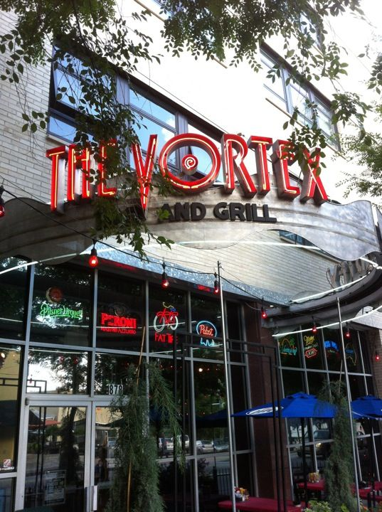 See 873 photos and 322 tips from 15847 visitors to The Vortex Bar & Grill.