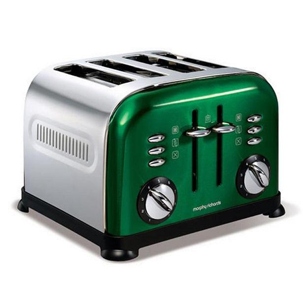 Hamilton beach 4 slice nonstick toaster oven broiler
