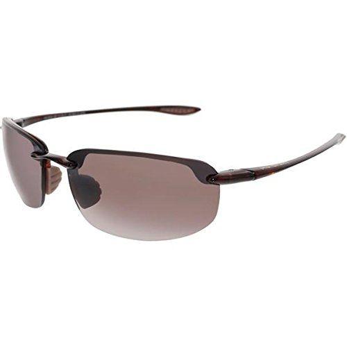 Maui Jim Maui Hookipa R407-10 Mens and Womens Sunglasses Glasses Tortoise--111.87