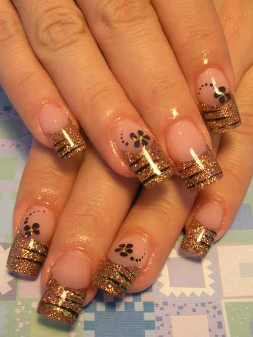 Tiger Design Nails Choice Image Easy Nail Designs For Beginners