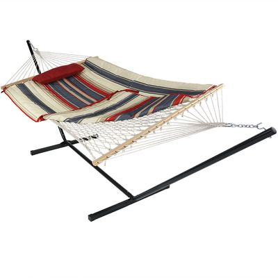 33 best exterior design ideas images on pinterest for Rope hammock plans