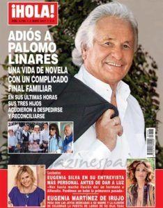 El Kiosko Rosa… 26 de abril de 2017: Revista Hola