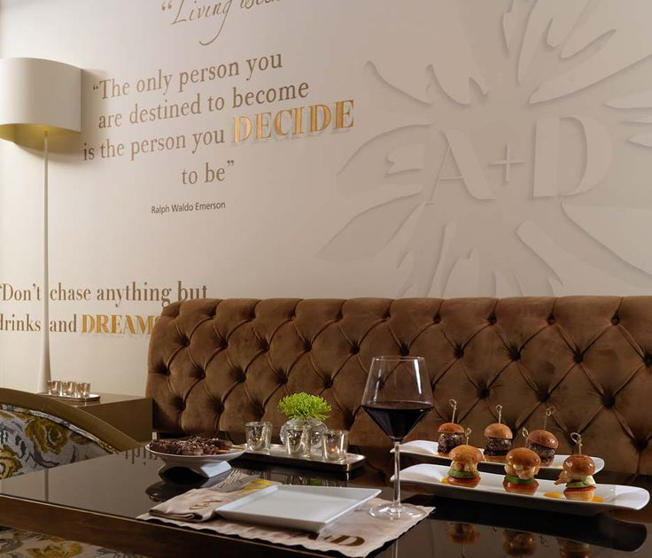 Friday at last! Holidays are fast approaching & we have the perfect proposal for a memorable Christmas Eve & New Years Eve…!  Come and spend this special evening at A+D BAR and enjoy a variety of finger food and live music entertainment.  Enjoy our menu at @70euro per person including 1/2 bottle of wine.