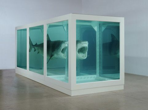Artists that push the boundaries of imagination and expression are just what we like to see. Damien Hirst's artwork gallery at the Tate Modern is a must-see for any London art-lover!