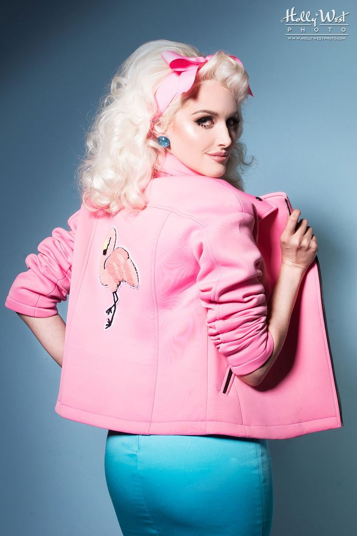 1000  ideas about Pink Ladies Jacket on Pinterest | Grease pink