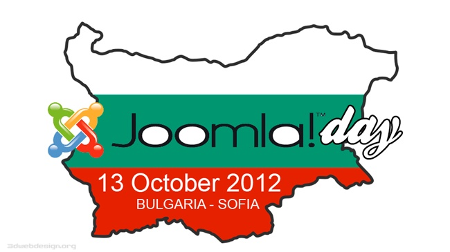 Joomla! Day 2012 Bulgaria