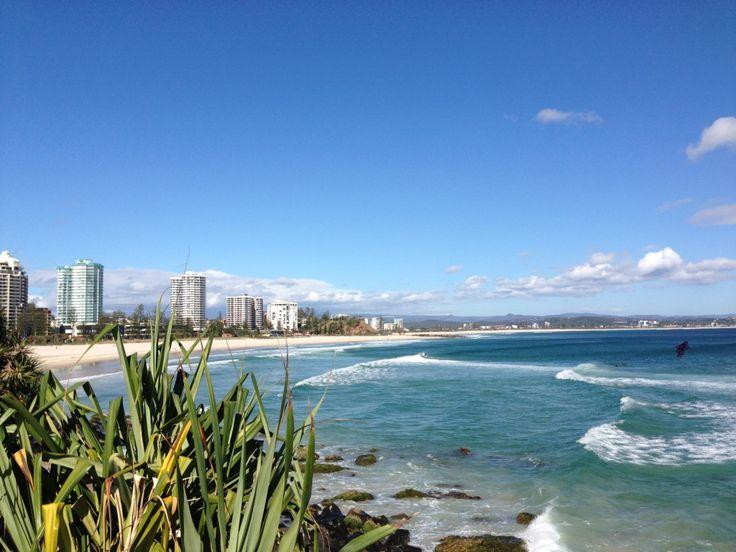 Sunny Coolangatta, Australia