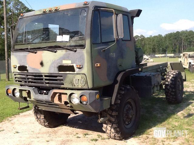 Overlander Vehicle. Army Surplus
