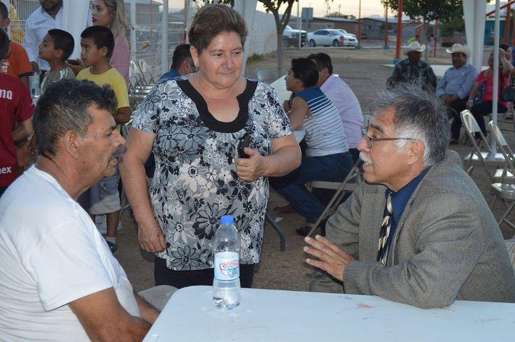 """La tarde de este jueves 6 de julio, los vecinos de la colonia Colosio disfrutaron del programa """"Gobierno en Acción"""", que se llevó a cabo en el..."""