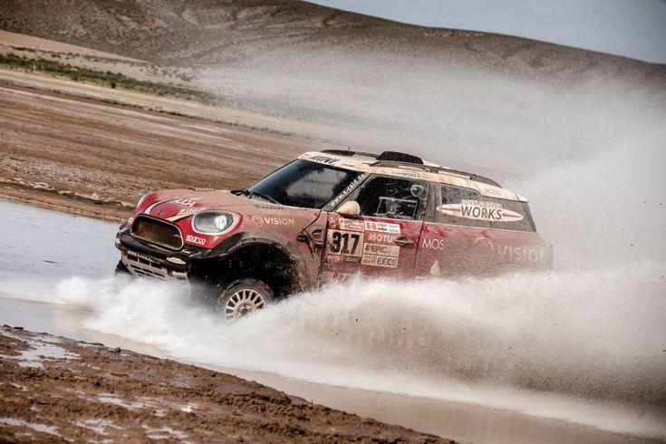 Dakar Rally 2018, Stage 8, Uyuni- Tupiz