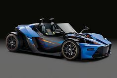 KTM X-Bow GT Street Legal Go-Kart