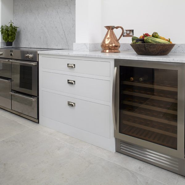 Hampton Scandinavian Shaker Kitchen