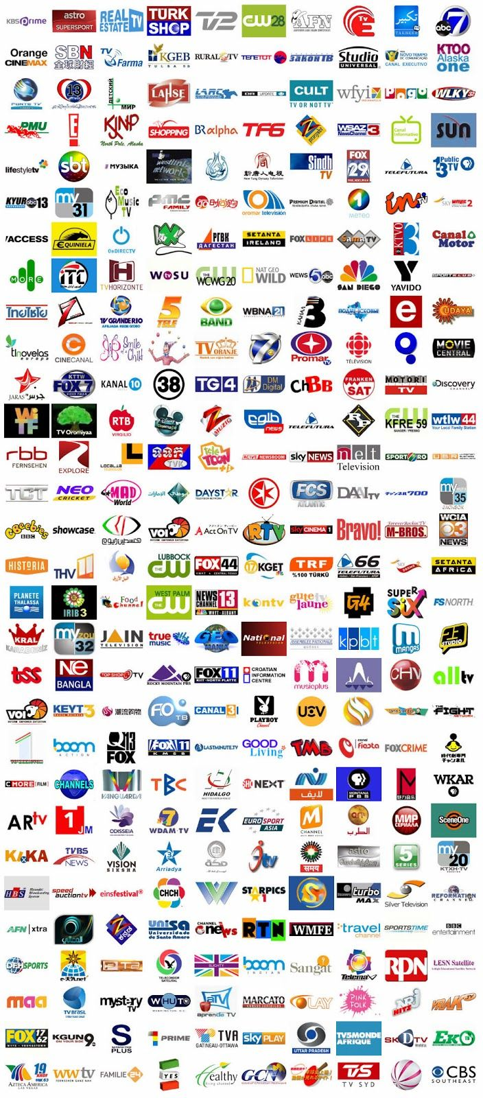 Logo Evolution - Famous Logos
