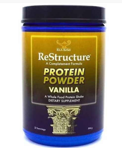 ReStructure High Protein Powder Review Treat for life Pinterest High protein powder