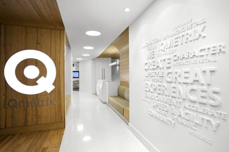 SSDG Interiors Inc. | workplace hi-tech: iQmetrix