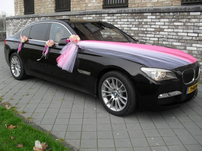 weddingcar decoration