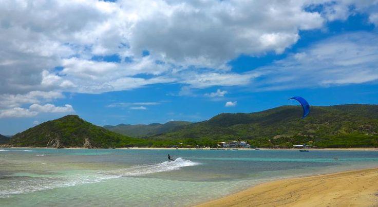 Buen Hombre - Region Monte Cristi - Nord Küste der Dominikanischen Republik - Geheimer Kite Spot