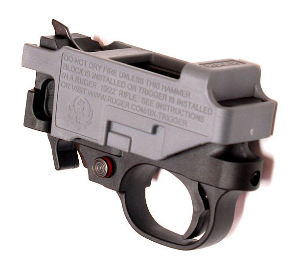 Ruger 10/22 BX-TriggerLoading that magazine is a pain! Get your Magazine speedloader today! http://www.amazon.com/shops/raeind
