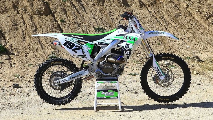 20 Tipps für 2016 Kawasaki KX250F || Motocross Action Magazine  – Motocross Videos