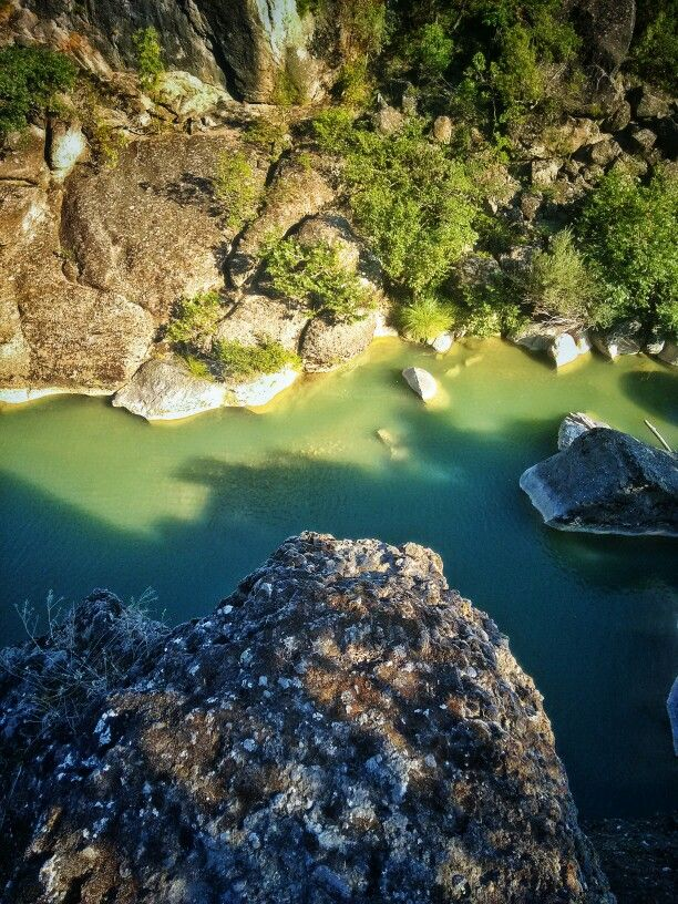 Veneticos river. Grevena, Greece.