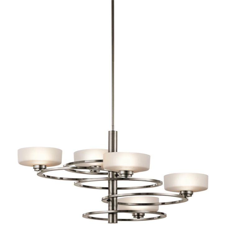 Five light classic pewter drum shade chandelier lmwrw statewide lighting