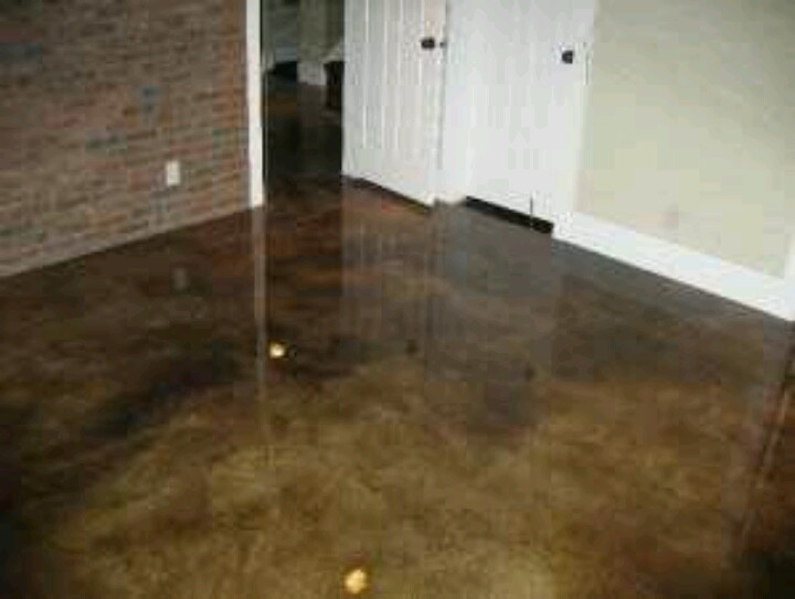 47 best man cave garage flooring images on pinterest for Garage ad stains