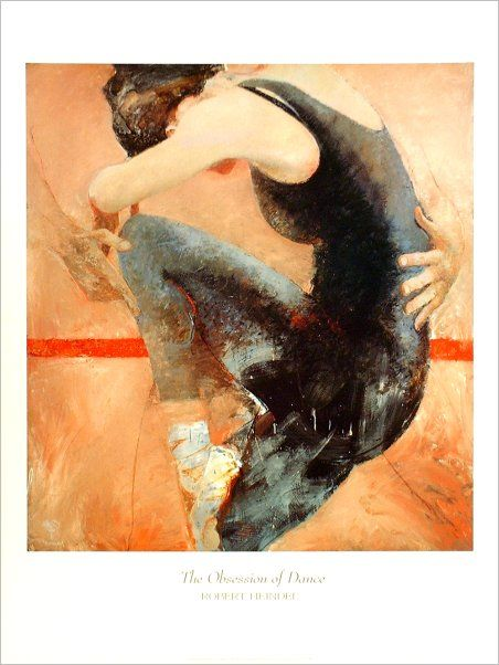 robert heindel, such amazing movement, there is not one piece i have not falling in love with.  makes me love art