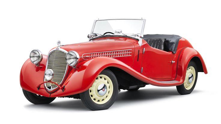 Škoda Rapid typ 901 (1937) #Cars #Czechia #technique