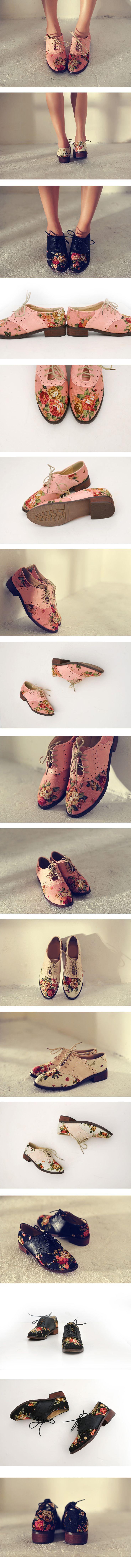 2014 estilo britânico do vintage rodada toe sapatos única fêmea sapatos de salto baixo em Sapatos Flat - Feminino de Sapatos no AliExpress.com | Alibaba Group