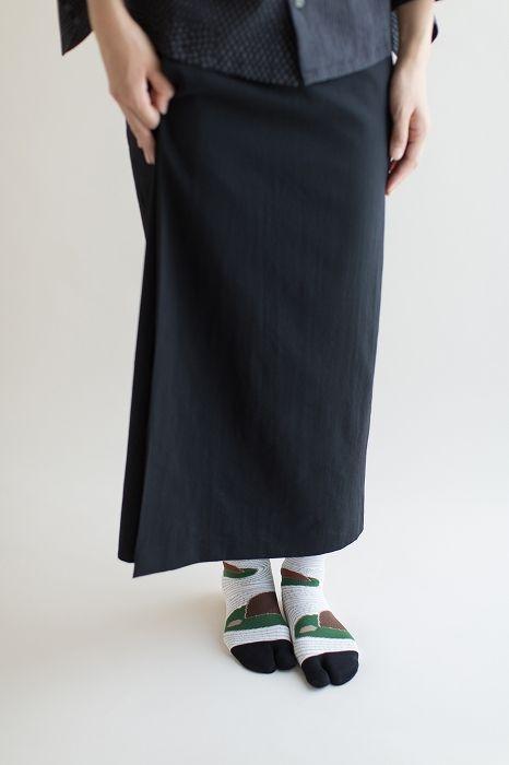 Tabi Socks Zen Garden (Mid Calf) : SOU • SOU US Online Store