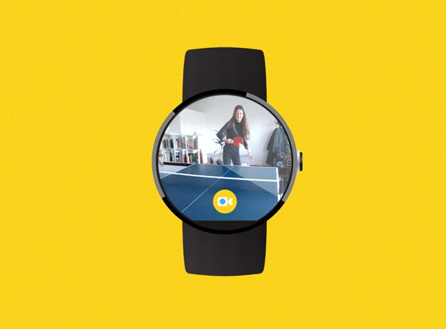 You can now view Samba video previews on your smartwatch