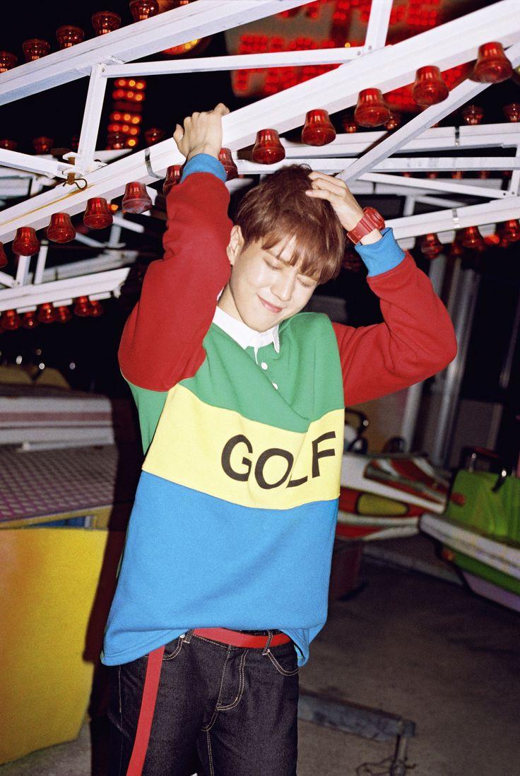 Yugyeom // GOT7 the 3rd mini album <Just Right> #GOT7 #Justright #딱좋아