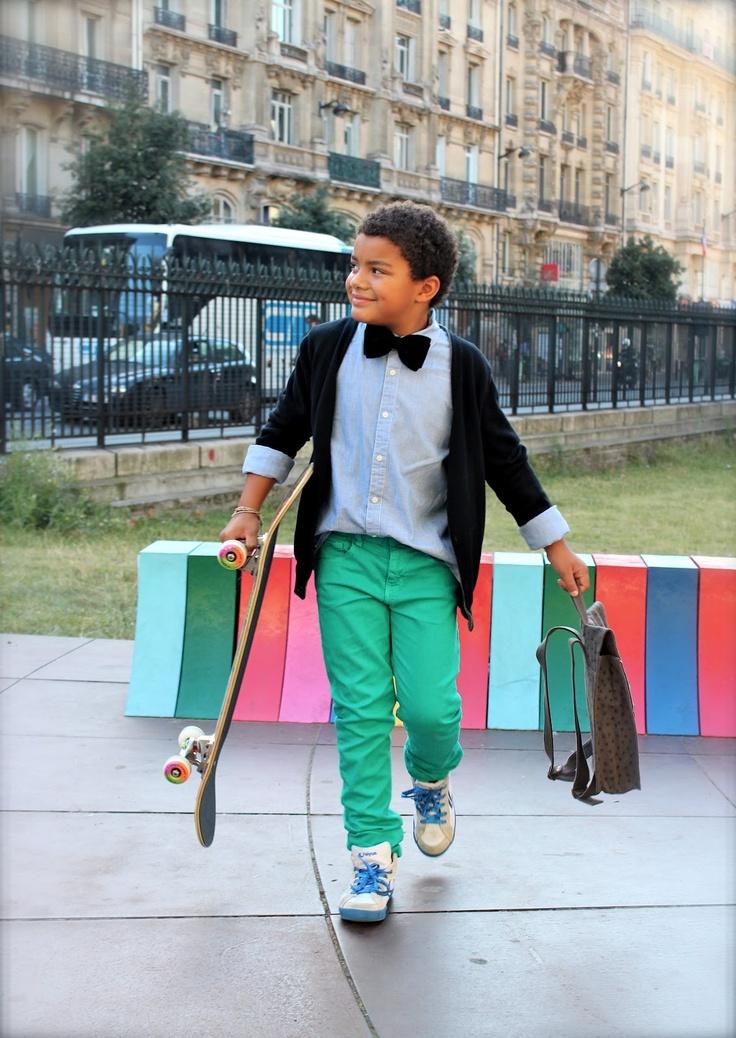 classy skater boy.  http://www.creativeboysclub.com/