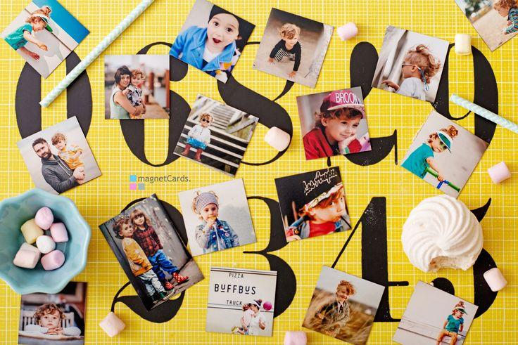Chcesz zachować wspomnienia na zawsze? Zamów fotomagnesy z Twoich zdjęć!