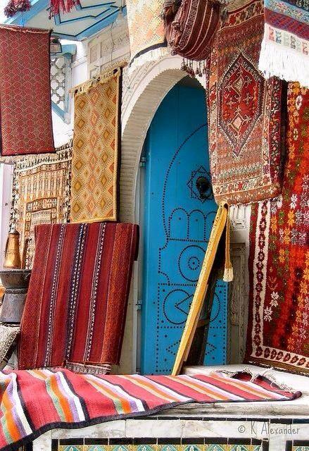 Les 195 meilleures images propos de tunisie sur for Chambre bleue tunis