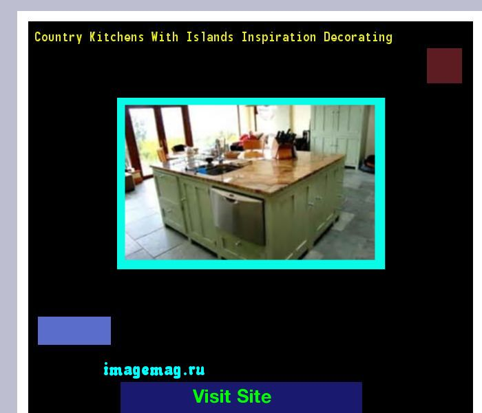 Country Kitchens With Islands Inspiration Decorating 160600 - The Best Image Search