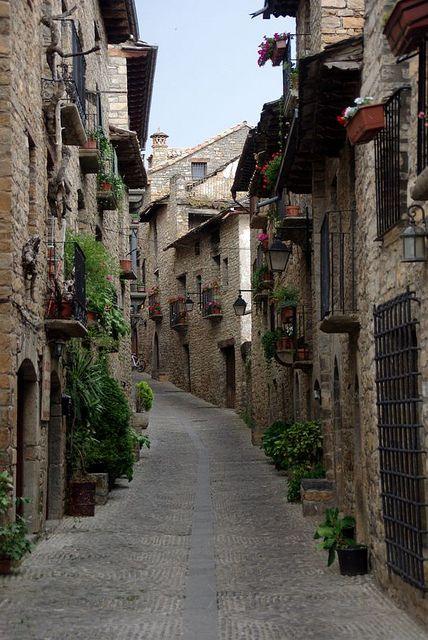 Ainsa (Aragón/Espagne)