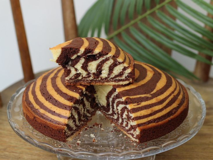 Ce gâteau est parfait pour le goûter des enfants!