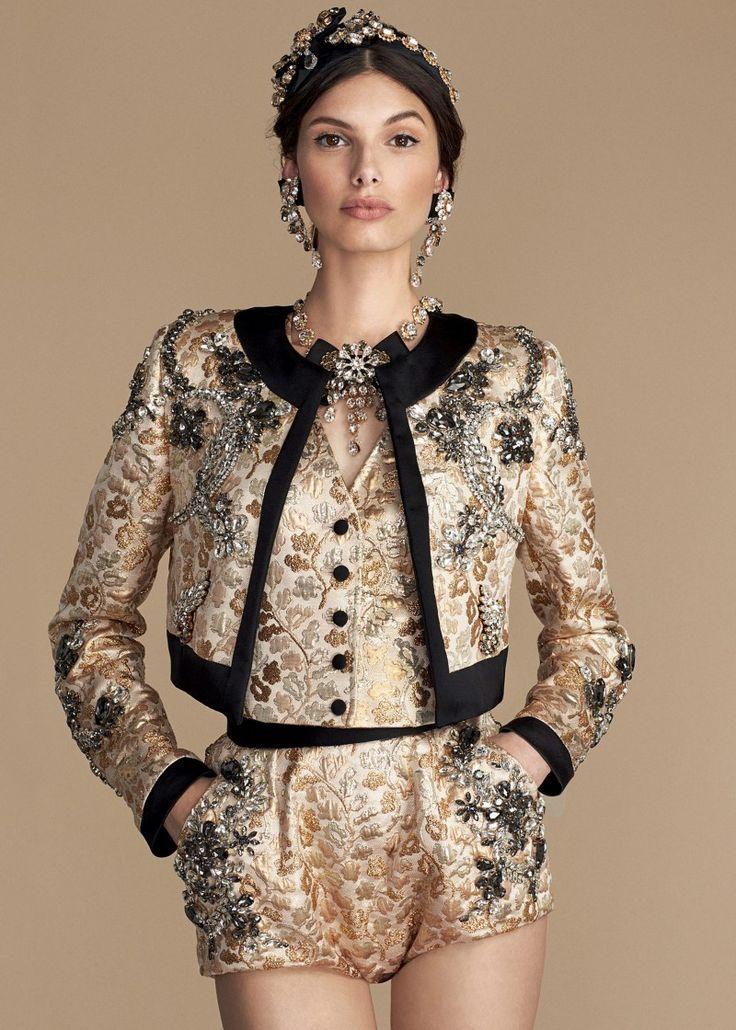 Dolce & Gabbana Women's Sparkling Night Collection Summer 2016   Dolce & Gabbana