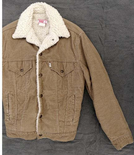 how to clean corduroy jacket