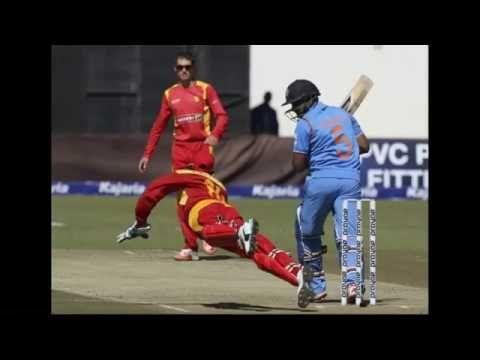 India VS Zimbabwe 2nd ODI Match Highlights | India Batting inning Highli...