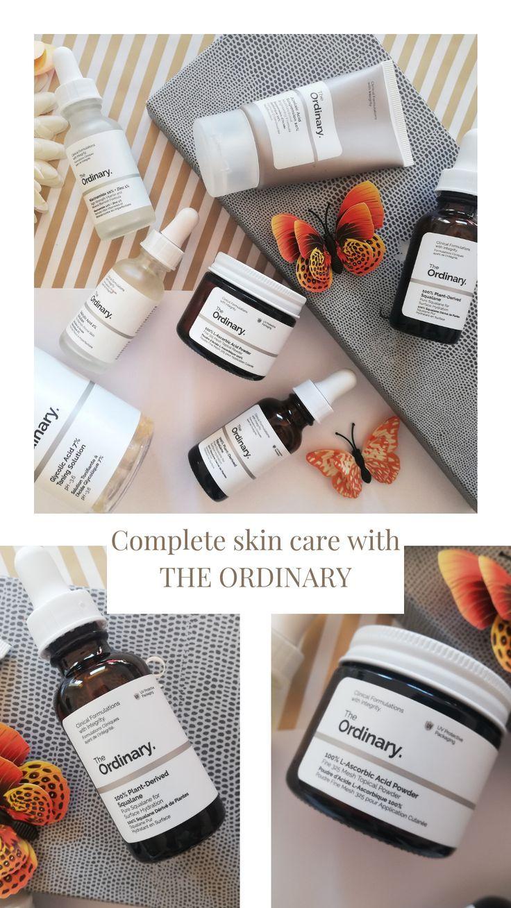 My The Ordinary Skincare The Ordinary Skincare The Ordinary