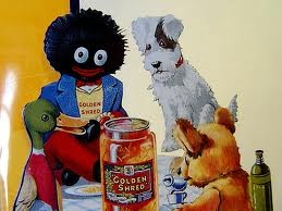 The Robertson Jam Gollywog and friends...another character from my youth..