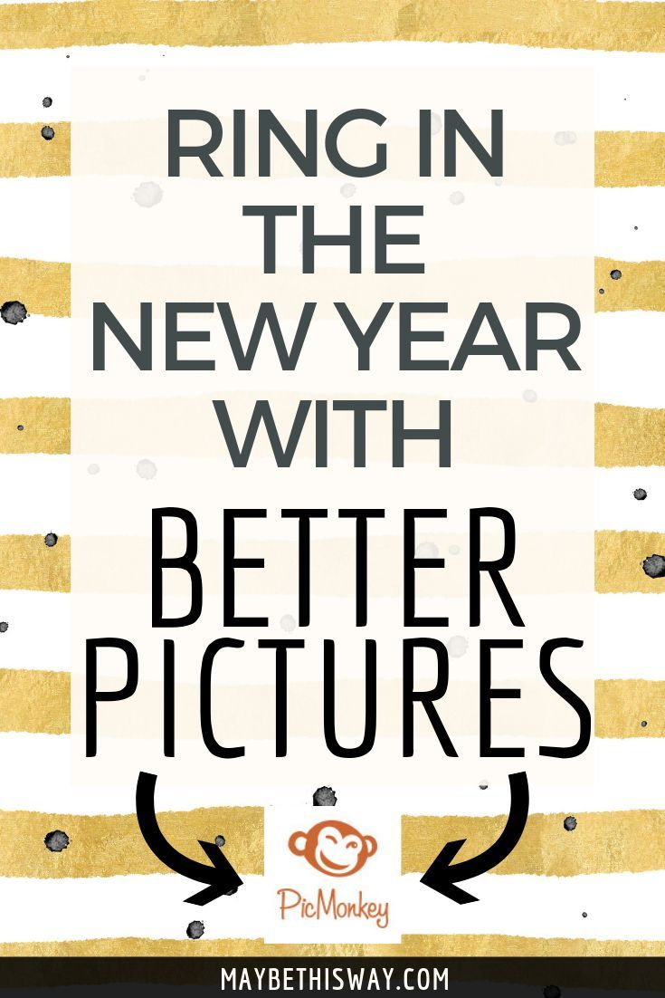 Calligraphy Photo Editor Online Ring In The New Year With Way Better Pictures Picmonkey Is A