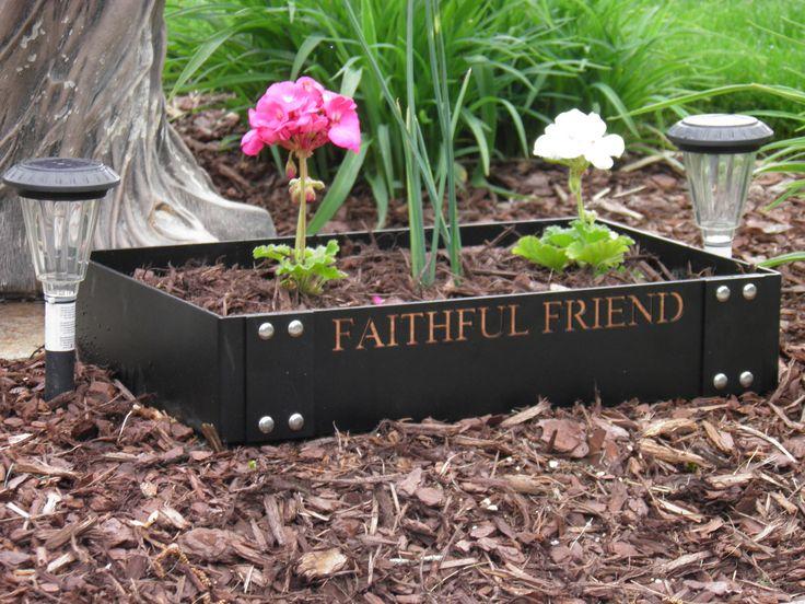 25 Best Ideas About Pet Grave Markers On Pinterest Dog Memorial Stone Pet Memorial Stones