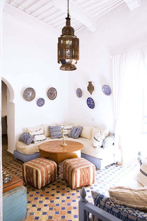 Modern Global Style Moroccan DecorMoroccan StyleMoroccan Living