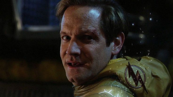 Which Eobard Thawne Is Matt Letscher Playing On Legends Of Tomorrow?