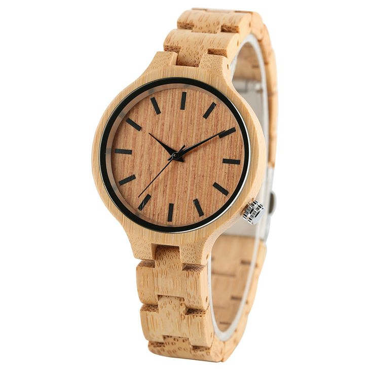 Ladies Wooden Watches (2 Colors) //Price: $38.86 & FREE Shipping //     #hashtag2