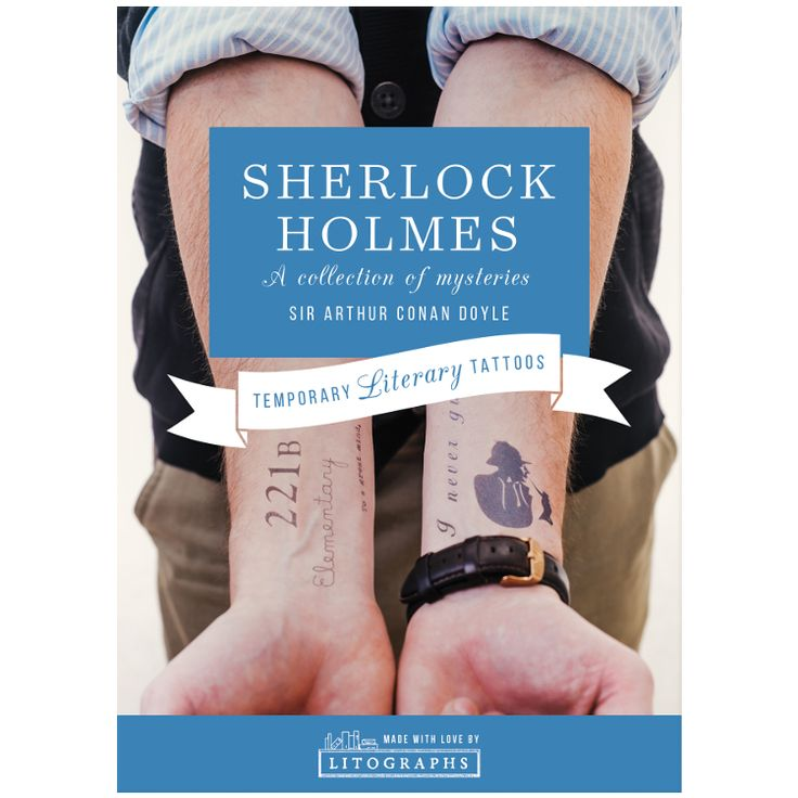 a literary analysis of sherlock holmes A reading of a classic sherlock holmes story 'a scandal in bohemia' was the short story that transformed the fortunes of sherlock holmes, or at least those of his.